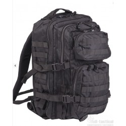 Sac à dos US Assault Pack grand noir