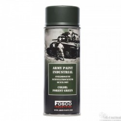 ARMY PAINT INDUSTRIAL FOSCO FOREST GREEN