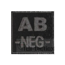 Patch roupe Sanguin AB- noir