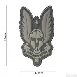 Patch Spartan gris