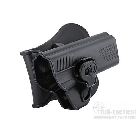 Holster civil Cytac Smith & Wesson M&P9 droitier