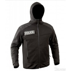 Blouson jersey Essential noir