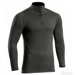 Sweat zippé Thermo Performer niveau 3 noir