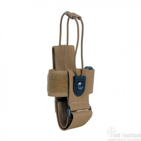 TAC POUCH 2 RADIO COYOTE