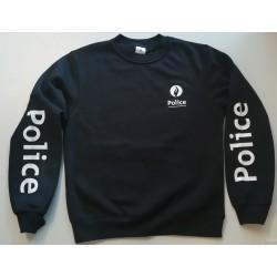 Sweat Police Bleu