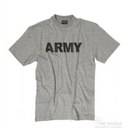 T-shirt ARMY gris