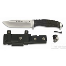 Couteau K25 Energy. avec pierre à feu