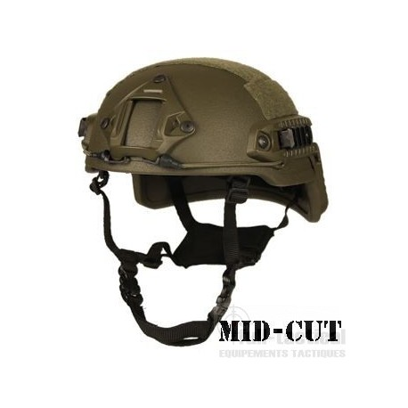 CASQUE BALISTIQUE UNITED-SHIEL SPEC-OPS DELTA