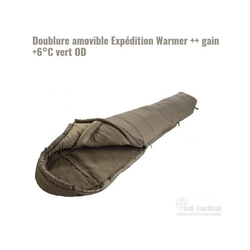 6°C GAIN DOUBLURE AMOVIBLE EXPEDITION WARMER