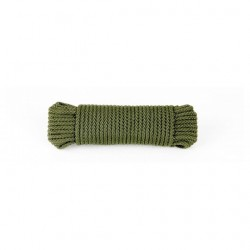 Drisse corde Ø4 mm - 15 m vert OD