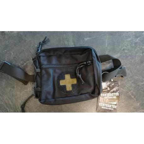 Médical pouch black