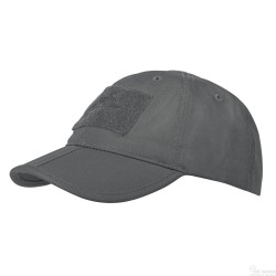 Baseball FOLDING Cap black Helikon-tex