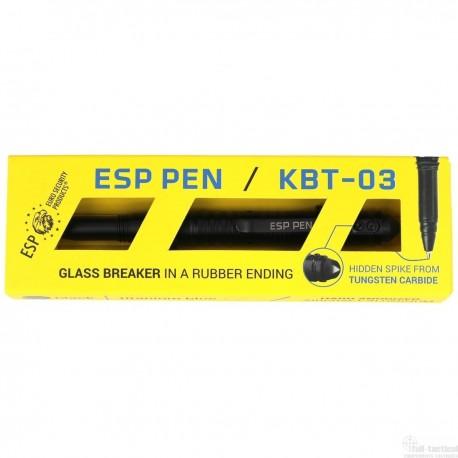 Stylo tactique ESP avec brise vitre