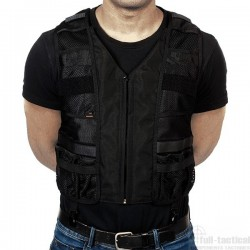 Gilet Tactiknight discret HIDDEN VEST GK