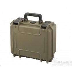 Valise étanche MAX300S 8,90 litres tan