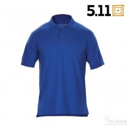 Polo Professionnel Bleu Academy 5.11