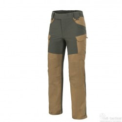 Hybrid Outback Pants Coyote/Taiga Green Helcion Tex