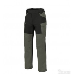 Hybrid Outback Pants Taiga Green/ Black Helicon Tex