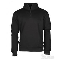 Sweatshirt Tactique Noir