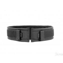 Ceinturon de confort 80 mm noir TOE