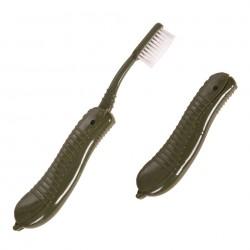 Brosse à dents pliable