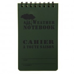 Notebook waterproof small
