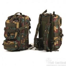 Backpack assault 1-day Belg. camo