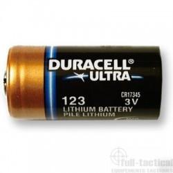 CR123 Duracell