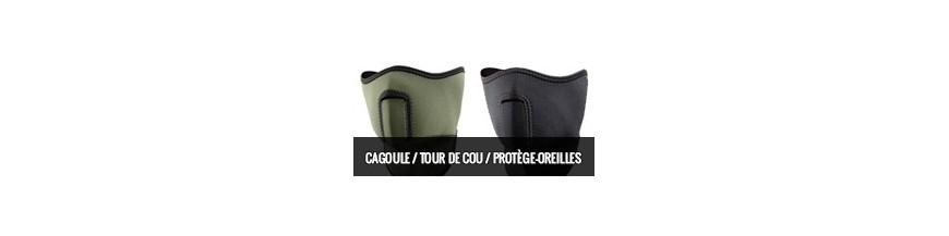 Cagoule/ Tour de cou