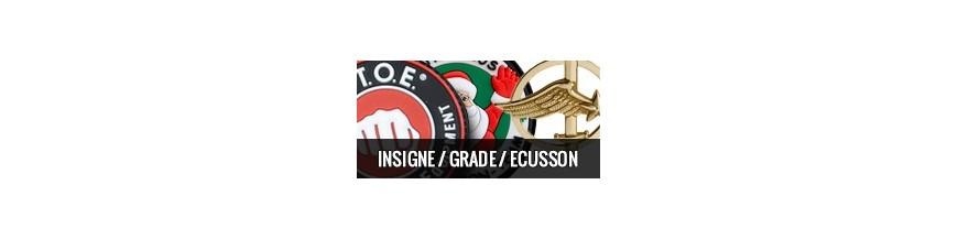 Ecusson / Insigne