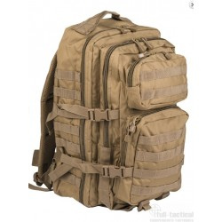 Sac à dos US Assault Pack grand coyote