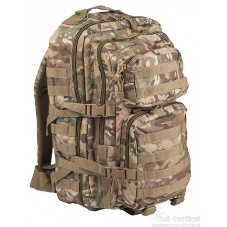 Sac à dos US Assault Pack grand Multitarn