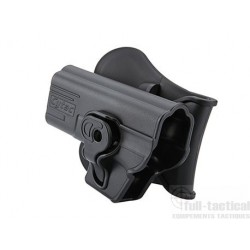 Holster cytac GLOCK 17/19 droitier