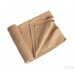 Serviette microfibre Camp 40 x 80 cm tan