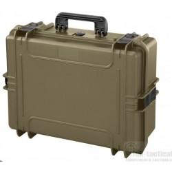 Valise étanche MAX505S 34 litres tan
