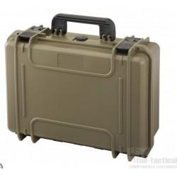 Valise étanche MAX430S 19,65 litres tan