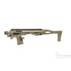 Micro Roni® génération 4 tan pour Glock 17/19/22/23/31/32 génération 3/4/5
