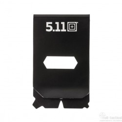Multitool Money Clip noir oxyde 5.11