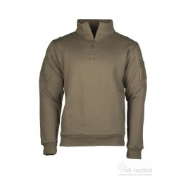 Sweatshirt Tactique Ranger Green