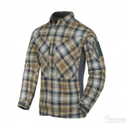 MBDU Flannel Shirt Ginger Plaid