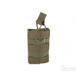 TT SGL Mag Pouch BEL M4 MKII Olive
