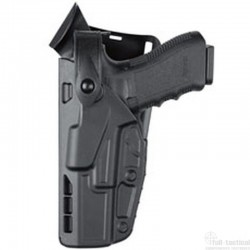 SAFARILAND HOLSTER 7365 GAUCHER SMITH M&P9 + LIGHT X1
