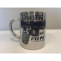 MUG ISO NO GUN NO FUN