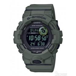 Montre G-Shock G-Squad GBD-800UC vert od