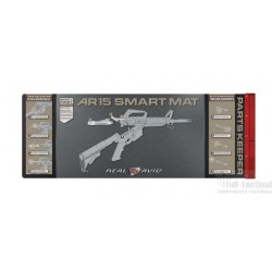 Real Avid tapis de démontage AR15