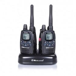 Pack radio Midland G7 Pro noir
