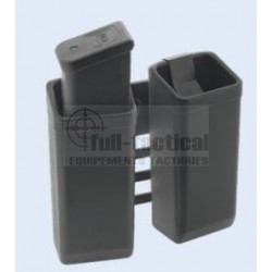 PORTE CHARGEUR DOUBLE 9MM...