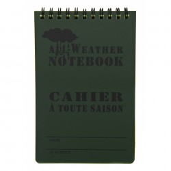 Notebook waterproof large