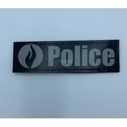 PATCH POLICE PVC