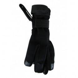 Porte-gants noir